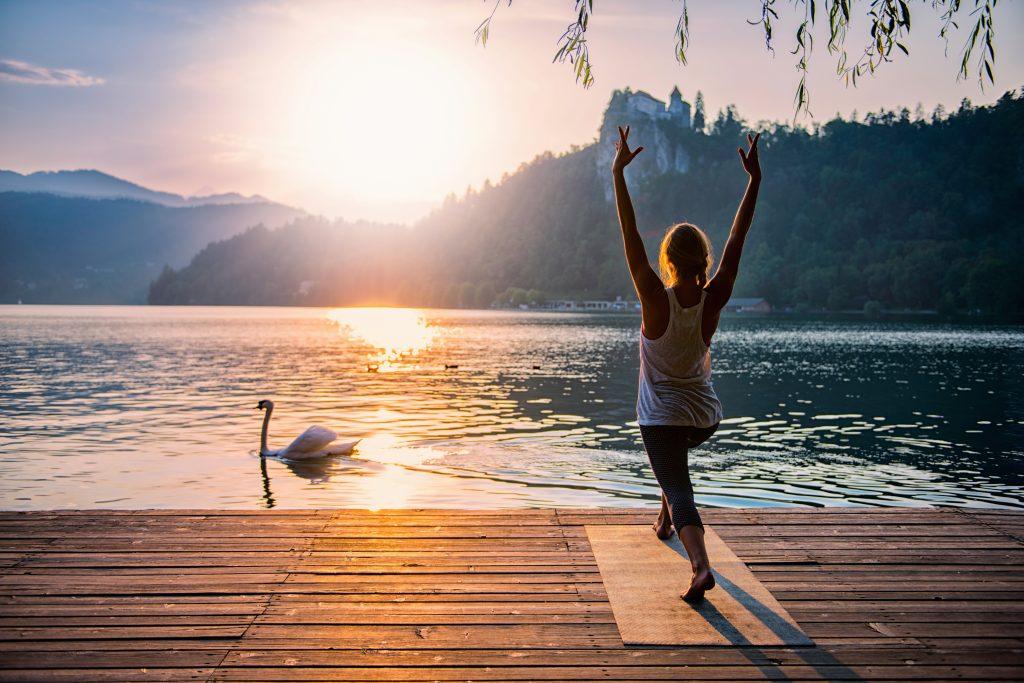 Yoga retreat Somerset