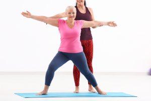 1-2-1 yoga classes